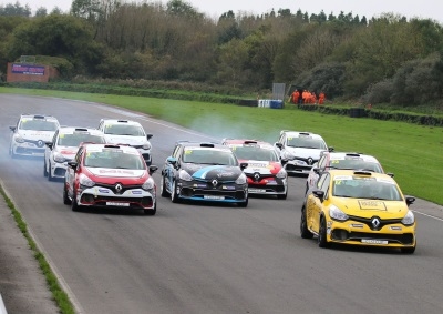Title Race Wide Open After Young & Marzorati Take Wins At Pembrey