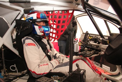 MULTIPLE WORLD TOURING CAR CHAMPION YVAN MULLER TO RACE IN WORLD RX