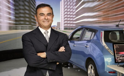 ZERO-EMISSION CARS: BOTH CONSUMERS AND THE ENVIRONMENT WIN – BY CARLOS GHOSN
