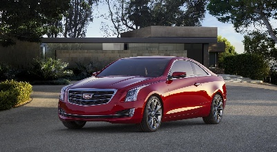 ZF Lenksysteme Steering Enhances 2015 ATS Coupe