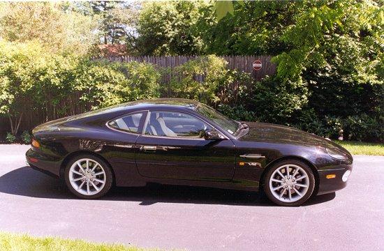 2000 Aston Martin Db7 – Idea di immagine auto