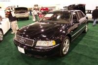 2002 Audi A8 image.
