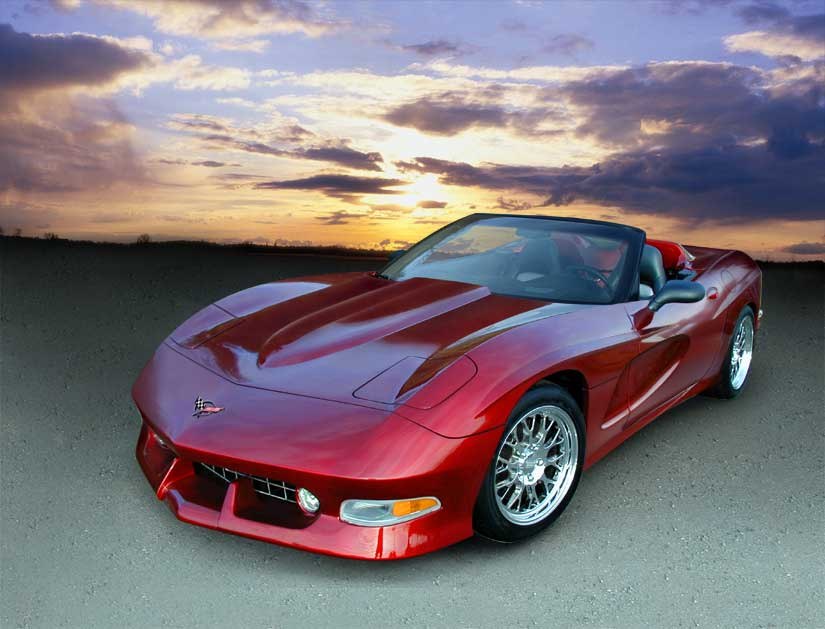 Auction Results And Data For 2000 Avelate Corvette C5