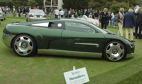 1999 Bentley Hunaudieres Image