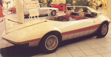 1969 Bertone Runabout pictures and wallpaper