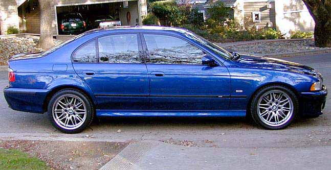 1999 Bmw E39 M5 Image