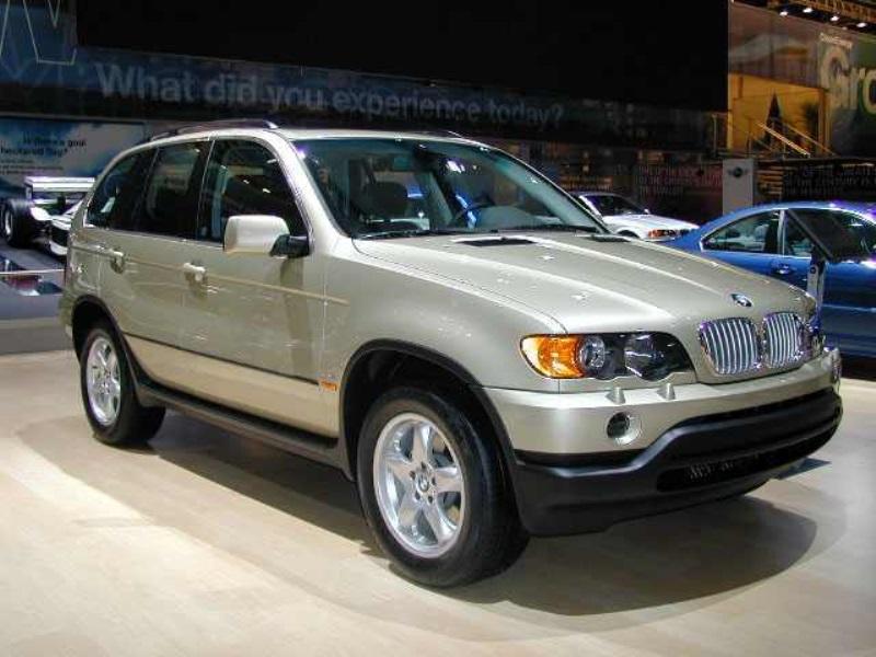 2000 Bmw E53 X5 Image