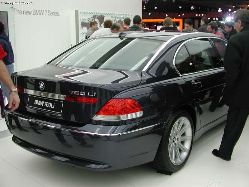 2002 Bmw 760li Image