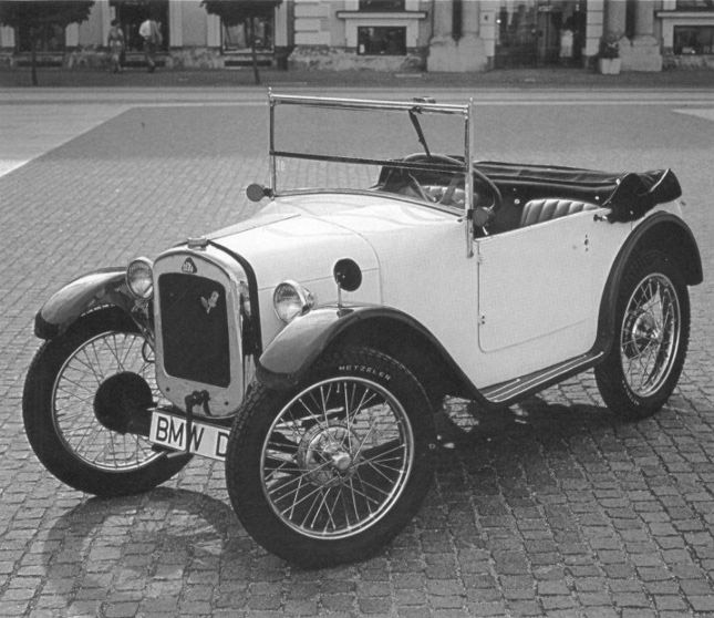 1929 BMW Dixi 3/15 DA1 pictures and wallpaper