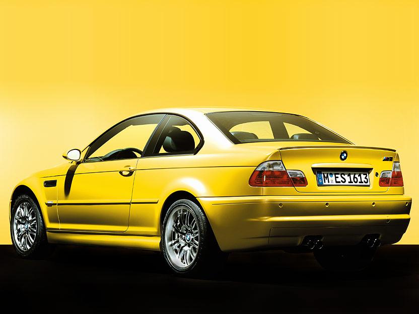 2000 Bmw M3 Image