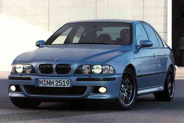 1999 Bmw E39 M5 Pictures History Value Research News