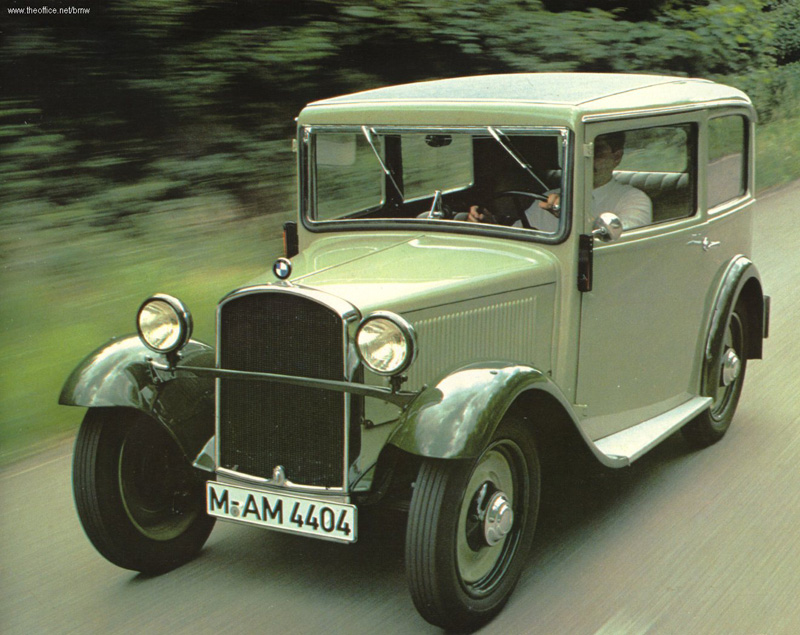 1932 BMW Dixi 3/20 pictures and wallpaper