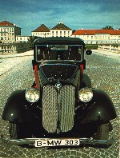 1933 BMW 303 image.