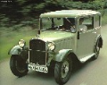 1932-BMW--Dixi-3/20 Vehicle Information