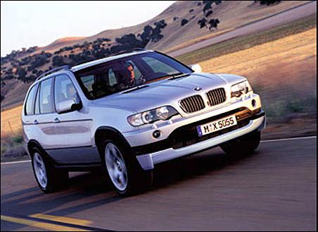 Auction results and data for 2002 BMW X5 Silver Auction  Seattle