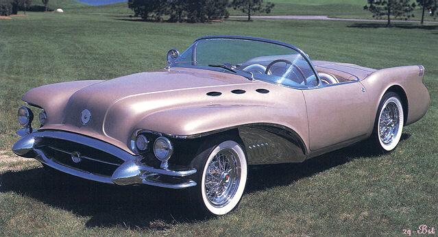 1954 Buick Wildcat II Image