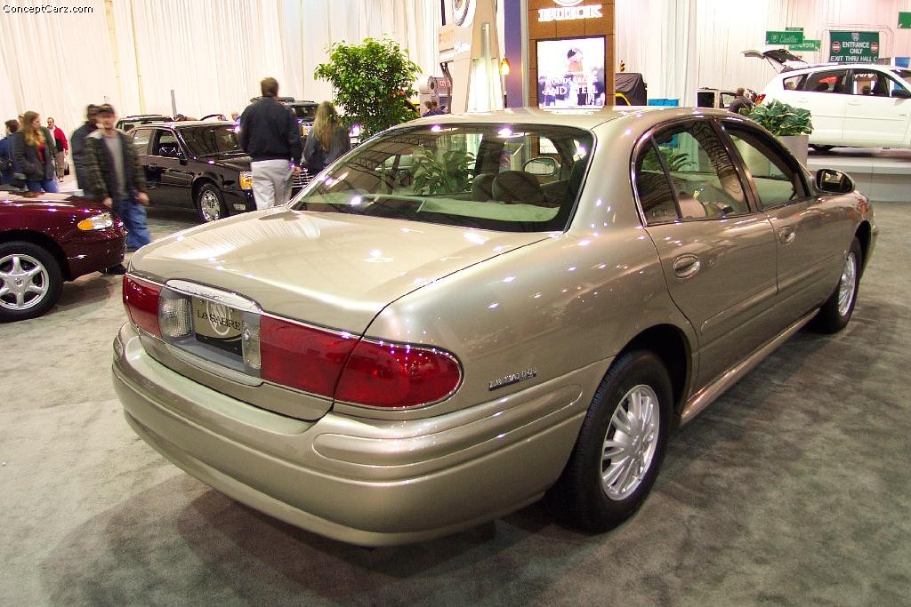 2002 Buick Lesabre Pictures History Value Research