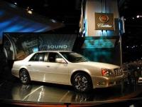 2002 Cadillac DeVille image.