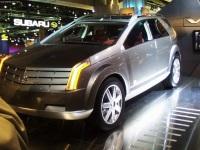2001 Cadillac Vizon Concept image.