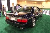 2002 Cadillac Seville image.