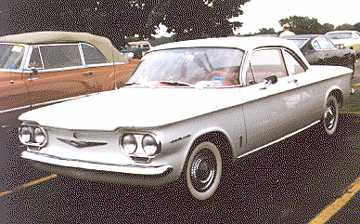 Chevrolet Corvair Series pictures and wallpaper