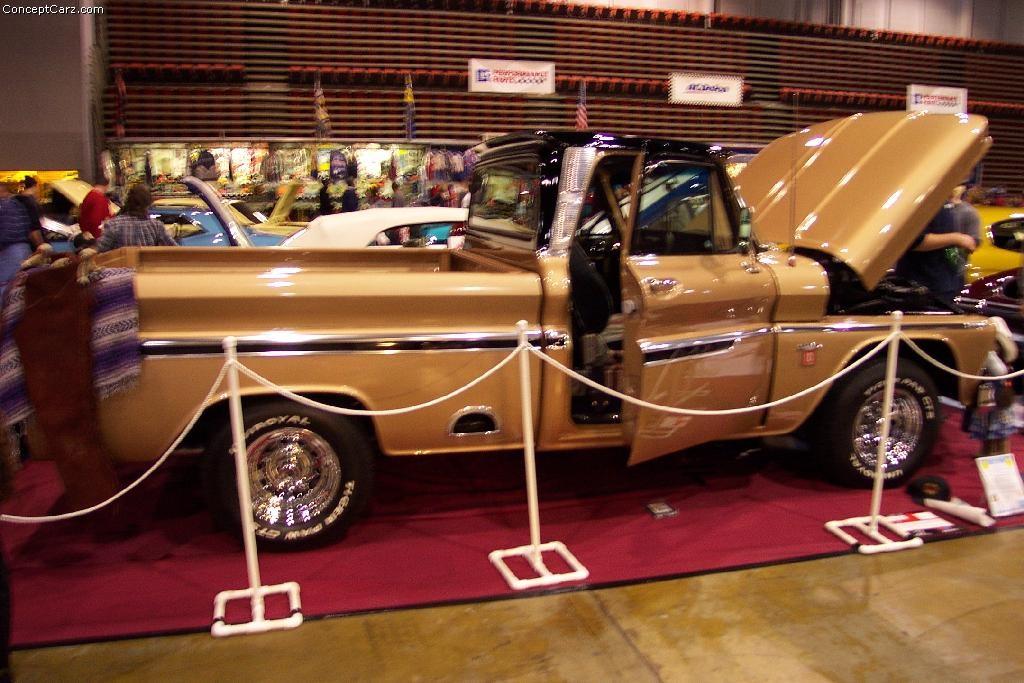 1964 Chevrolet C10 Conceptcarz Com