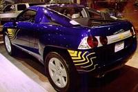2001 Chevrolet Borrego Concept image.
