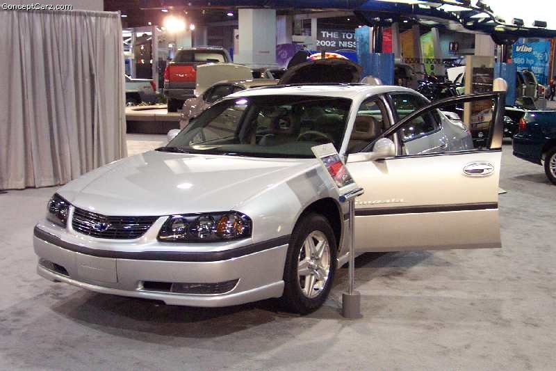 2002 chevrolet impala pictures history value research. Cars Review. Best American Auto & Cars Review
