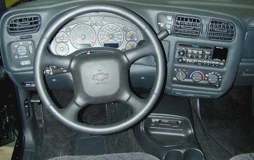 2003 Chevrolet S 10