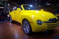 2002 Chevrolet SSR image.