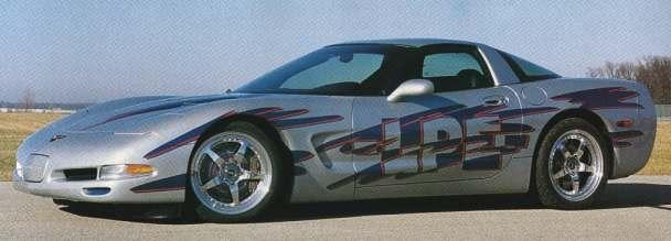 1998 Lingenfelter Corvette C5 Twinturbo Conceptcarz Com