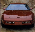 1988 Chevrolet Corvette C4 pictures and wallpaper