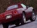 1993 Chevrolet Corvette C4 pictures and wallpaper