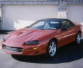 1998 Chevrolet Camaro SS pictures and wallpaper