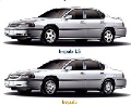 1999-Chevrolet--Impala Vehicle Information