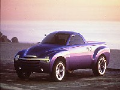 2000-Chevrolet--SSR-Concept Vehicle Information