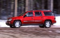 2003 Chevrolet Trailblazer pictures and wallpaper