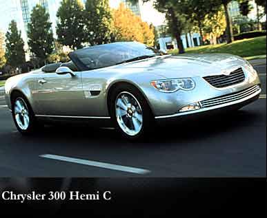 2000 Chrysler 300 Hemi C Image