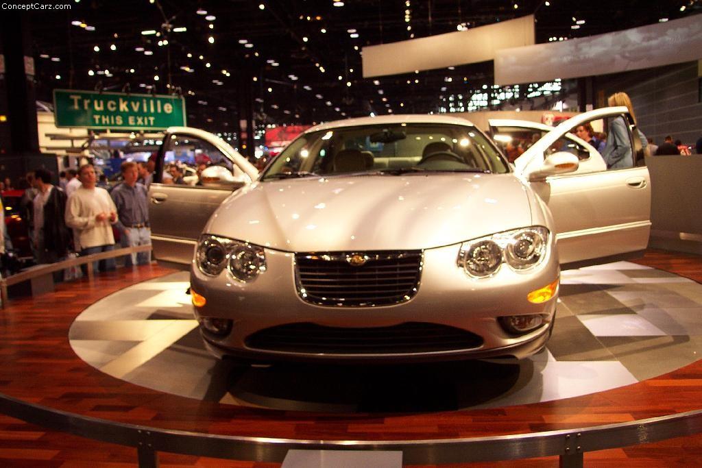 2002 Chrysler 300M Special Images. Photo: chrysler_300m_chicago_04.jpg