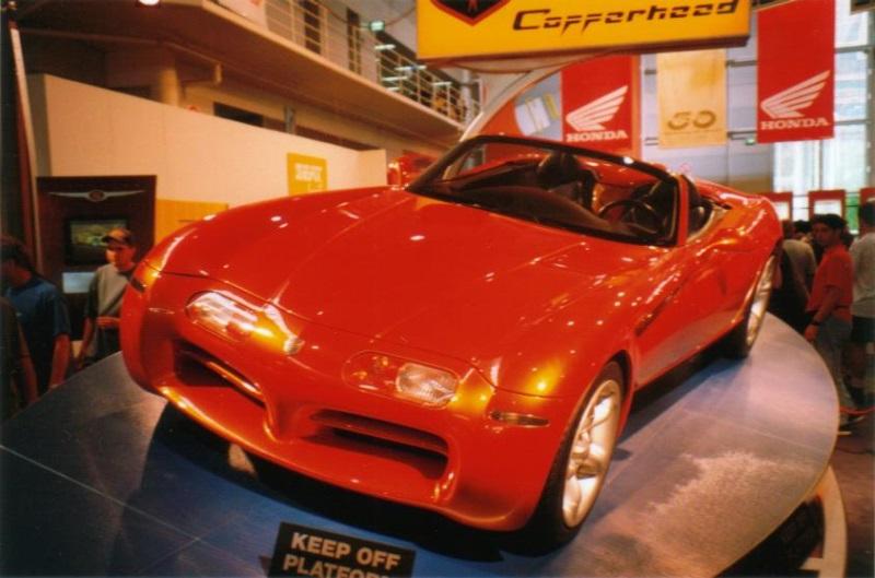 1998 Dodge Copperhead Image