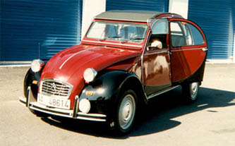 1966 Citroen 2CV Charleston Image