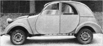 1983 Citroen 2CV Charleston thumbnail image