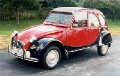 1966 Citroen 2CV Charleston image.