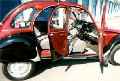 1966 Citroen 2CV Charleston pictures and wallpaper