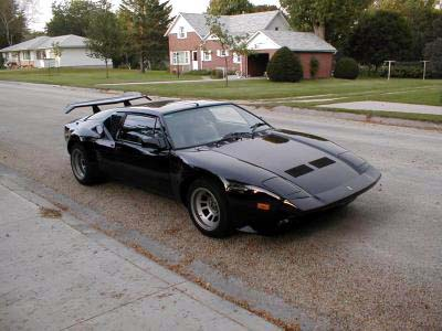 DeTomaso Pantera GT5-S pictures and wallpaper