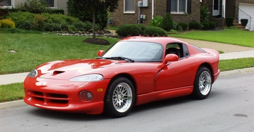 1998 Lingenfelter Viper GTS pictures and wallpaper