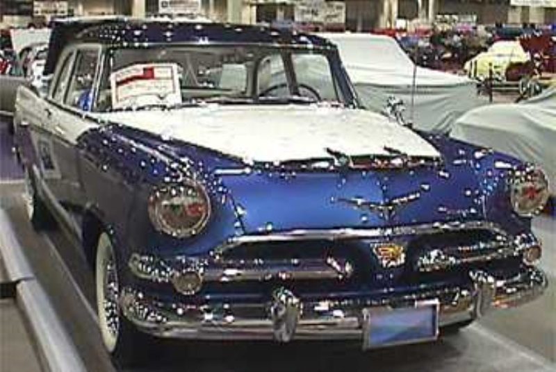 1956 Dodge Coronet pictures and wallpaper