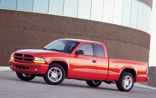 Dodge Dakota Red on 2001 Dodge Dakota Sport 4x4