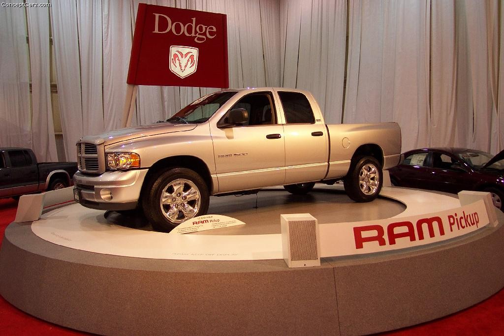 2003 Dodge Ram 1500 Technical Specifications And Data