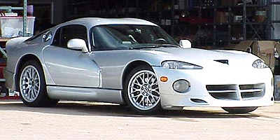 Auction results and data for 1999 Dodge Viper Venom 650R